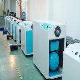 compressor portátil de 1100W Oilless com projeto do armário
