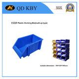 Peças sobresselentes componentes plásticas Workbin da caixa da caixa de armazenamento do escaninho