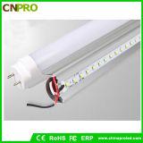 Tubo fluorescente LED T8 de alta calidad