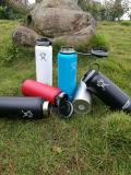 El precio más barato de la botella de hidro aislados de doble pared de acero inoxidable Thermos botella de 40 oz frasco de agua