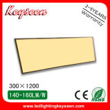 140lm/W 60W, 600*600mm LED Panel with CE. RoHS
