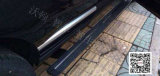 土地の粗紡機Evoqueの自動車部品のための自動側面ステップか踏板