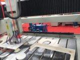 Máquina de polonês automática do granito para a cozinha Worktop