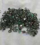 Topaz místico frouxo conservado em estoque do Octagon 6X8 para a jóia