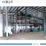 Máquina da refinação da destilação do óleo de lubrificação sem poluição