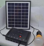 système solaire de nécessaires d'éclairage de la lampe DEL de 2PCS DEL 2 ans de garantie