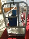 Изготовленный на заказ электрическая платформа работы суспендировала с веревочкой