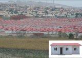 Casa de apartamento de acero prefabricada modular