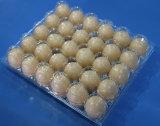 Cassetto di plastica dell'uovo/fori impaccanti cassetto 6/12/15/30 dell'uovo
