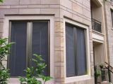 Cortina da tela da porta da fibra de vidro