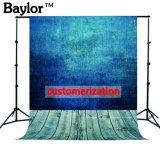 Baylor 5*7FTの防水Wash-and-Wear伸縮性があるファブリック スタジオのための写真撮影の背景幕