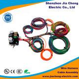 Assemblée en nylon électrique cable connecteur imperméable à l'eau de 15 ampères