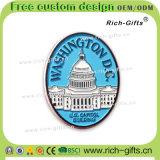 記念品によってカスタマイズされる昇進のギフト環境に優しい冷却装置磁石のドミニカ共和国(RC-DO)