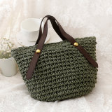 Fashion Straw Basket Beach Bag nuova estate di arrivo