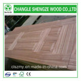 Impiallacciatura o Melamine Faced Moulded Door Skin