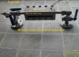 (Dos) Calibrador bicolor del nivel del agua para la caldera