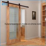 Оборудование двери амбара твердой древесины самомоднейшей конструкции