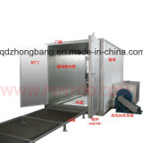 Sell quente Powder Curing Oven de Powder Spraying Line