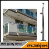 Balaustrada do aço inoxidável da alta qualidade para a escadaria/balcão/terraço/trilhos
