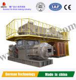 De hete Baksteen die van de Technologie van de Verkoop Duitse Machine in India vormen