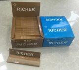14-24GSM superiores naturales de la goma arábiga de cigarrillos pieles de papel / fumadores