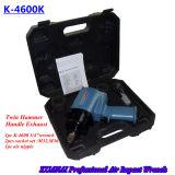 """Ferramentas de ar para chave de torque da pistola pneumática de chave de impato K-4600 ar do reparo 3/4 do caminhão do """""""