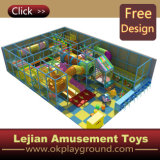 Qualité Indoor Soft Playground pour School