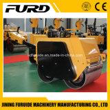 rolo dobro de aço da vibração do cilindro do rolo de estrada de 550kg Furd (FYL-S600)