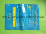 Saco plástico laminado da embalagem da selagem 3 lateral com rasgo fácil