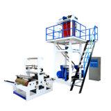 ABA máquina de sopro da película do empacotamento plástico da co-extrusão de três camadas