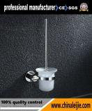 Suporte de escova de toalete de aço inoxidável de alta qualidade e escova para banheiro
