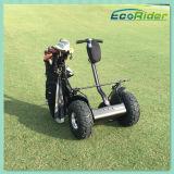 """""""trotinette"""" elétrico do golfe do Chariot do balanço de duas rodas"""