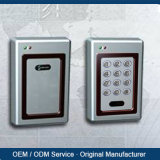 Controlador do acesso da porta da rede Ethernet do teclado da segurança do escudo do metal baseado do Web do TCP/IP