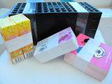 Tout colore le papier d'emballage de bourrage estampé par coutume collante différente de taille