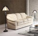 本革のリクライニングチェアのソファー(2425)