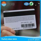 Farben-Plastikspiel des Drucken-4 magnetische VIP-Mitgliedskarte