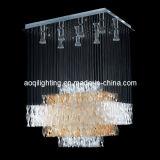 Lámpara de cristal interior moderna Aq88204 del techo