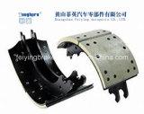 Brake Lining (WVAl19938, BFMC를 위한 중국 Manufacturer: VL/87/1)