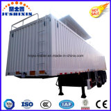 3 BPW Axle 13meter Carga em massa / Coal Carrier Utility Van / Box Heavy Duty Tractor Truck Trailer