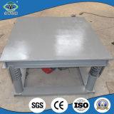 Vibração elétrica quente do ISO de China que agita a tabela para o cimento