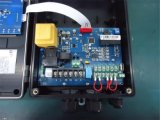 실제적인 산출 측정에 의하여 보호를 가진 지적인 펌프 통제 상자