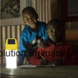 Lanterne solaire légère de 360 degrés pour l'étude