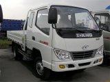 T-Kng camion à plat diesel de cargaison d'essence de 1 tonne petit (ZB1022BDAS)