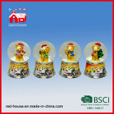 45mm Glass Water Globe с садом Decoration Home низовой метели