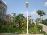 50W все в одном солнечном свете дороги уличного света СИД солнечном с Ce одобренным RoHS