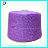 40%Cotton Coarse Knitting Yarn voor Sweater (2/16m geverft garen)