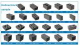 Beweglicher konkreter hohler Maschinen-Preis des Ziegelstein-Qmy6-25