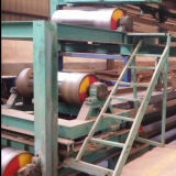 波形の電流を通された鋼板のPrepainted鋼板