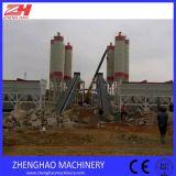 Planta de mistura concreta inteiramente automática da maquinaria de construção Hzs120 com misturador de Js