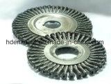 Il supporto conico universale annodato della rotella del collegare dell'acciaio inossidabile rimuove lo spruzzo della ruggine